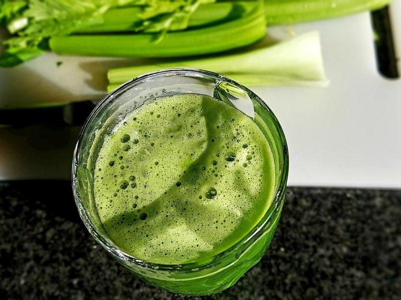 smoothy od celera