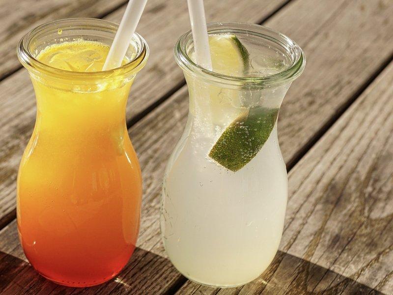 limunada, sok od limuna