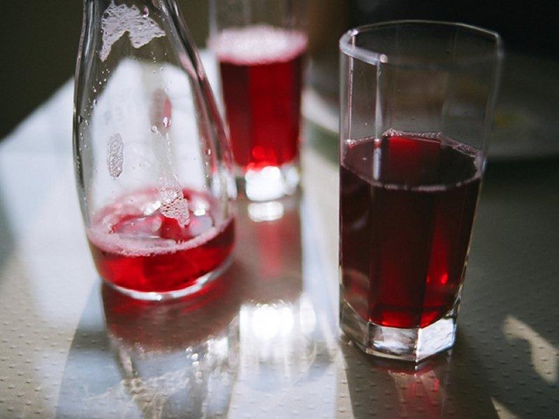 sok od trešanja