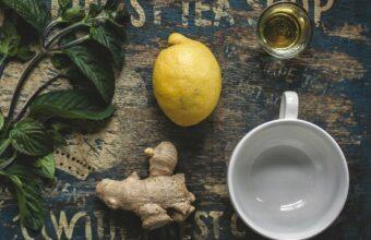 sastojci za čaj od dumbira