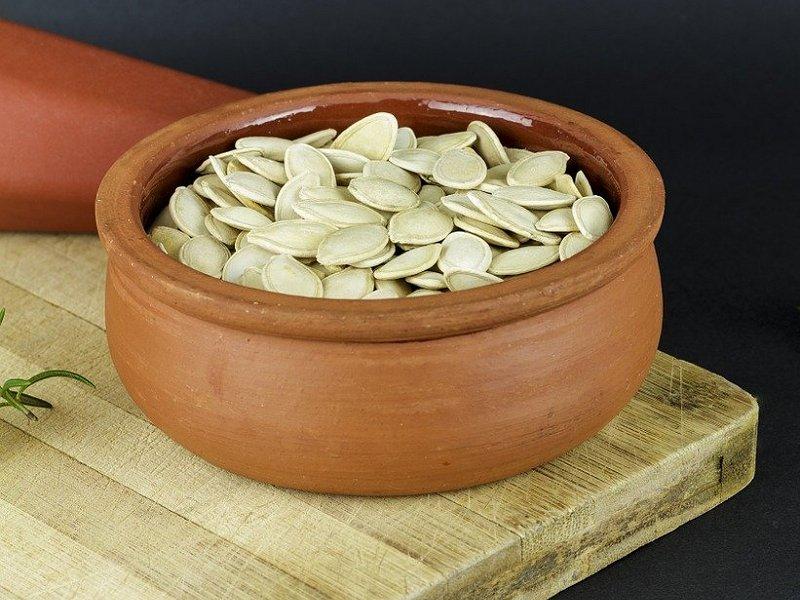 sušene sjemenke bundeve