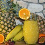 ananas i tropsko voće