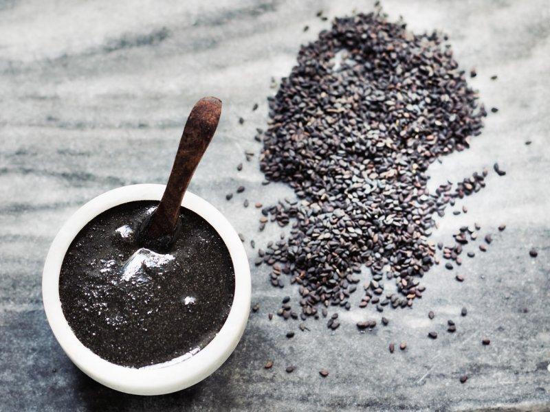 tahini - pasta od sezama