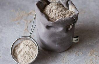 bezglutensko brašno u vreći
