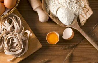 brašno i priprema tjestenine