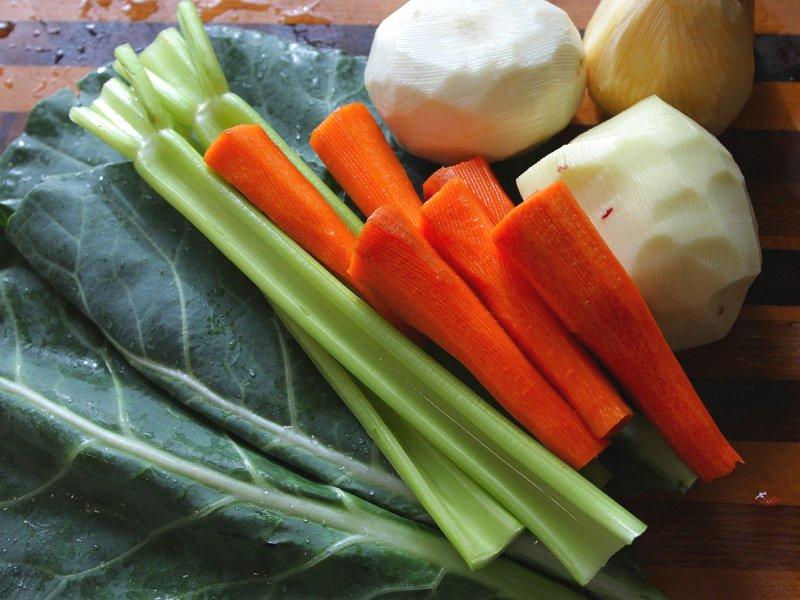 povrće za juhu