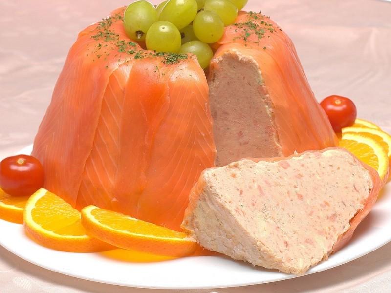 pašteta od lososa